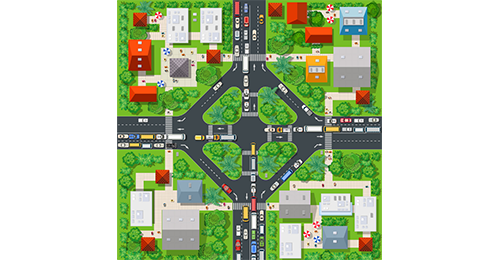 Read more about the article Optimal location of cars in the city