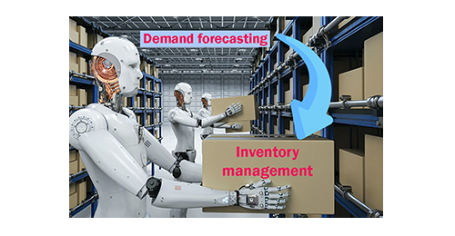 Read more about the article Demand forecasting and inventory management based on AI and BIG DATA